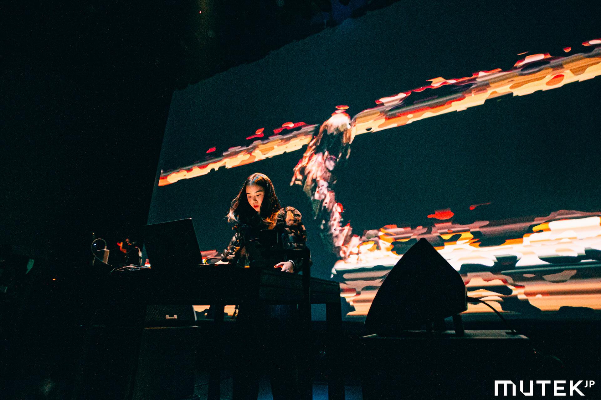 フォトレポート|Kode 9 & Koji Morimotoらが登場した電子音楽&デジタルアートの祭典「MUTEK.JP 2019」 music191219-mutek2019-3
