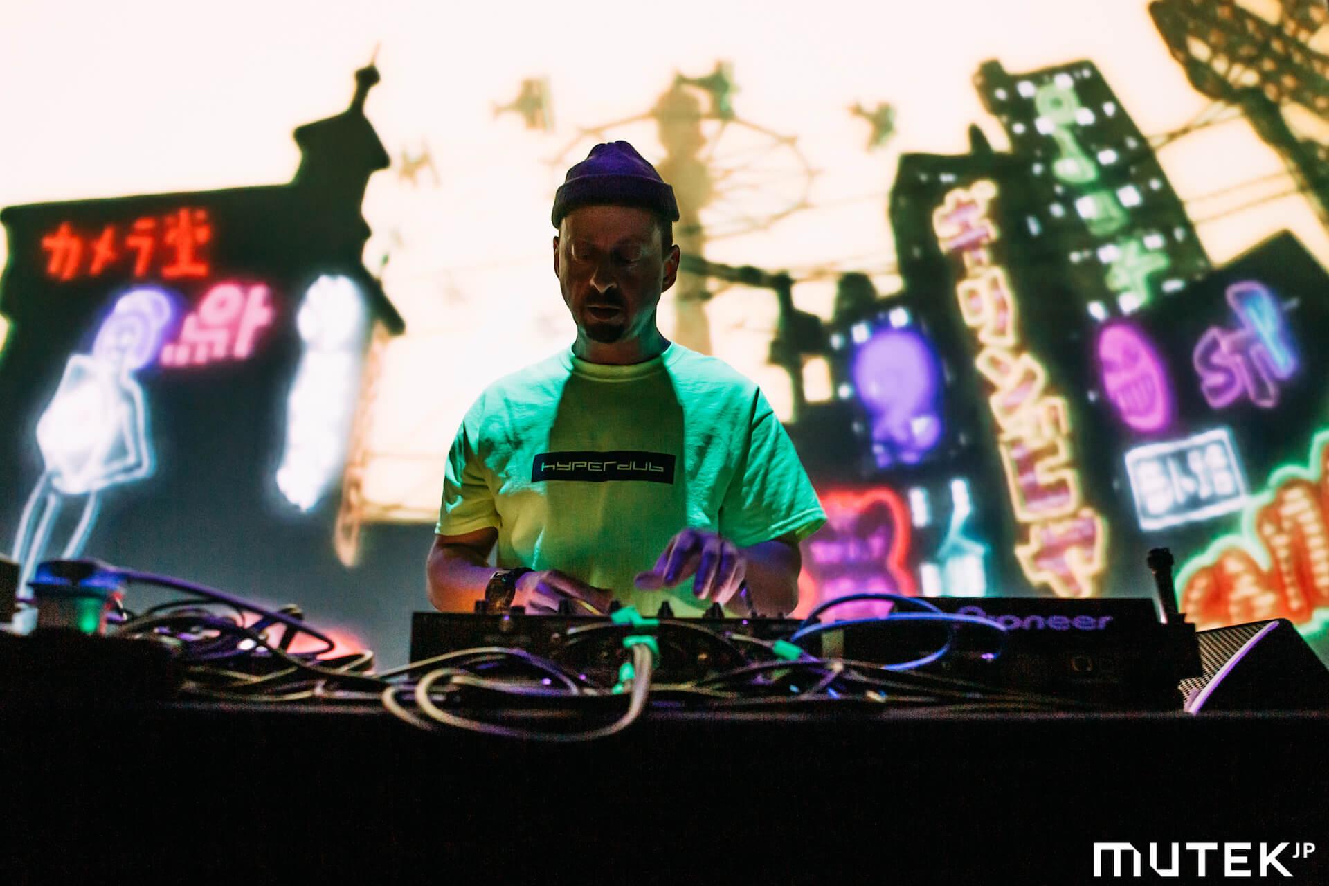 フォトレポート|Kode 9 & Koji Morimotoらが登場した電子音楽&デジタルアートの祭典「MUTEK.JP 2019」 music191219-mutek2019-5