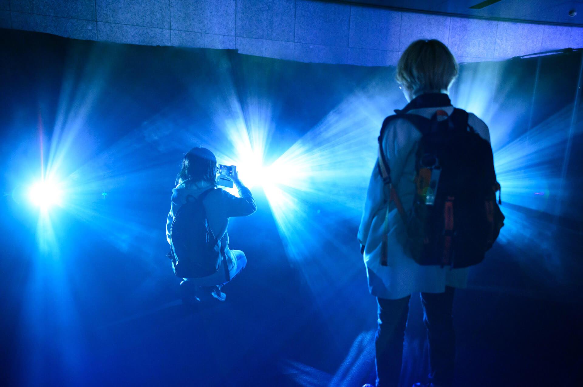 フォトレポート|Kode 9 & Koji Morimotoらが登場した電子音楽&デジタルアートの祭典「MUTEK.JP 2019」 music191219-mutek2019-2-1