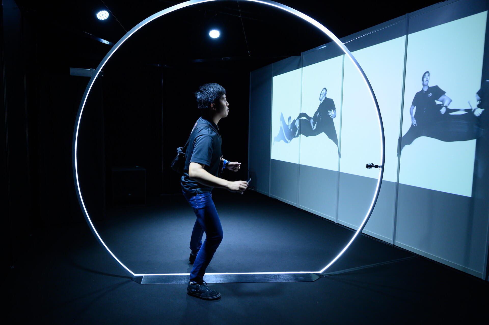 フォトレポート|Kode 9 & Koji Morimotoらが登場した電子音楽&デジタルアートの祭典「MUTEK.JP 2019」 music191219-mutek2019-8