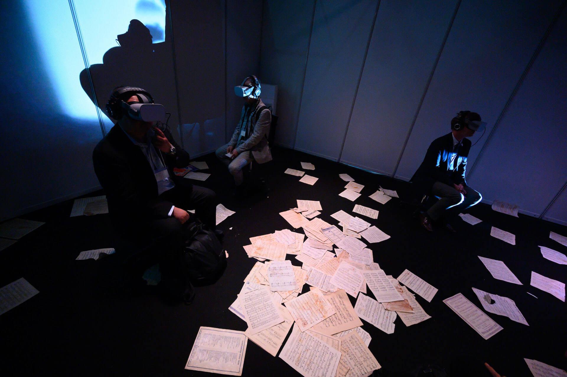 フォトレポート|Kode 9 & Koji Morimotoらが登場した電子音楽&デジタルアートの祭典「MUTEK.JP 2019」 music191219-mutek2019-6-1