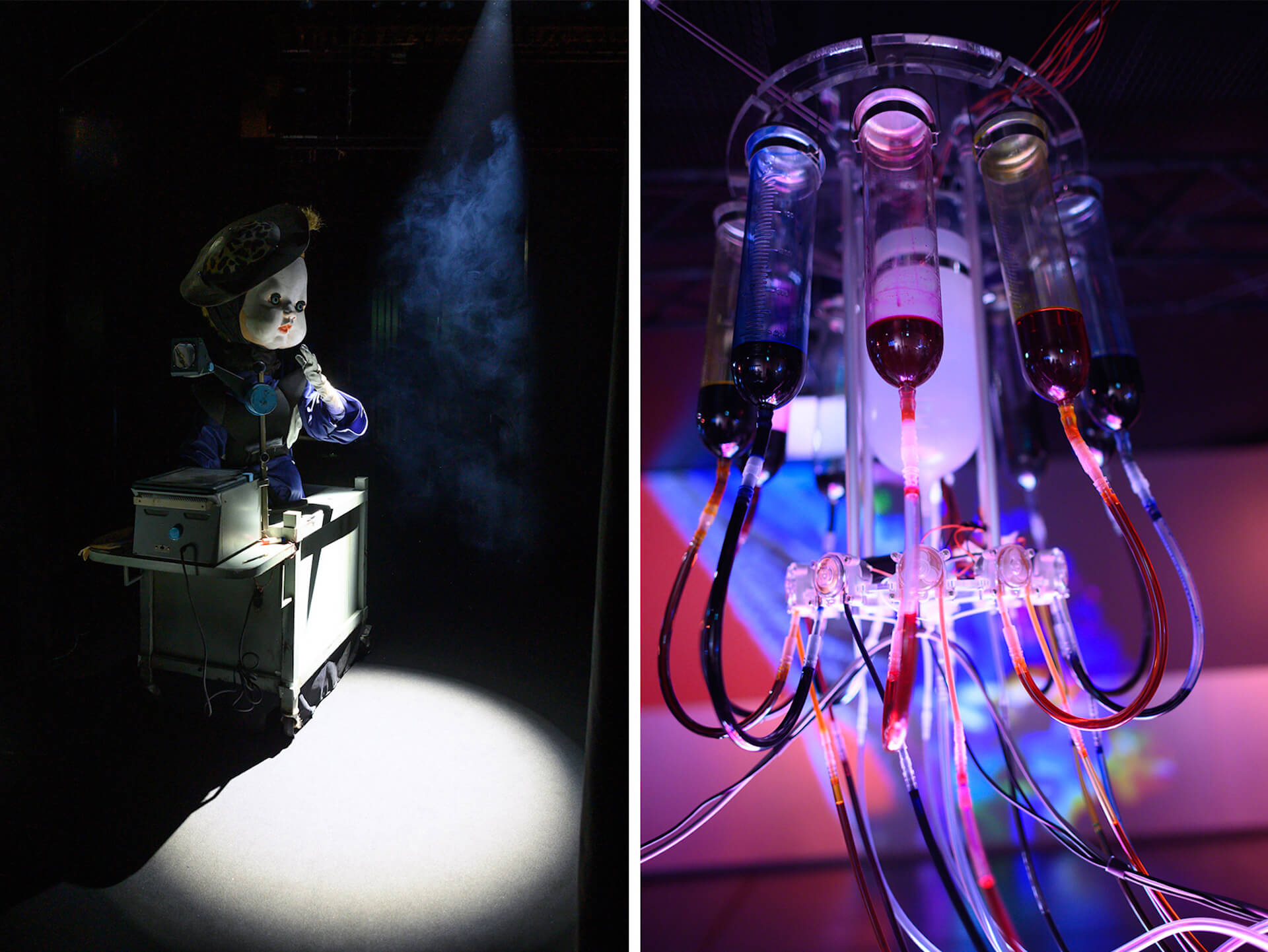 フォトレポート|Kode 9 & Koji Morimotoらが登場した電子音楽&デジタルアートの祭典「MUTEK.JP 2019」 music191219-mutek2019-15