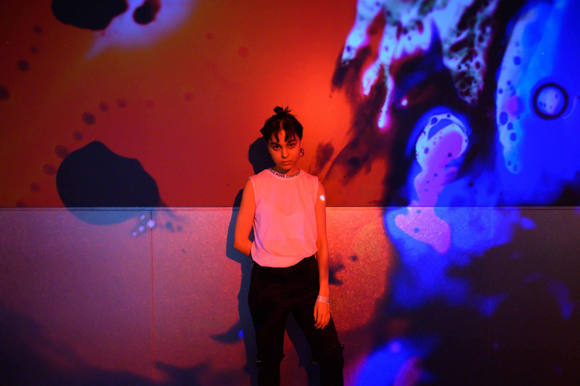 フォトレポート|Kode 9 & Koji Morimotoらが登場した電子音楽&デジタルアートの祭典「MUTEK.JP 2019」 music191219-mutek2019-4-1