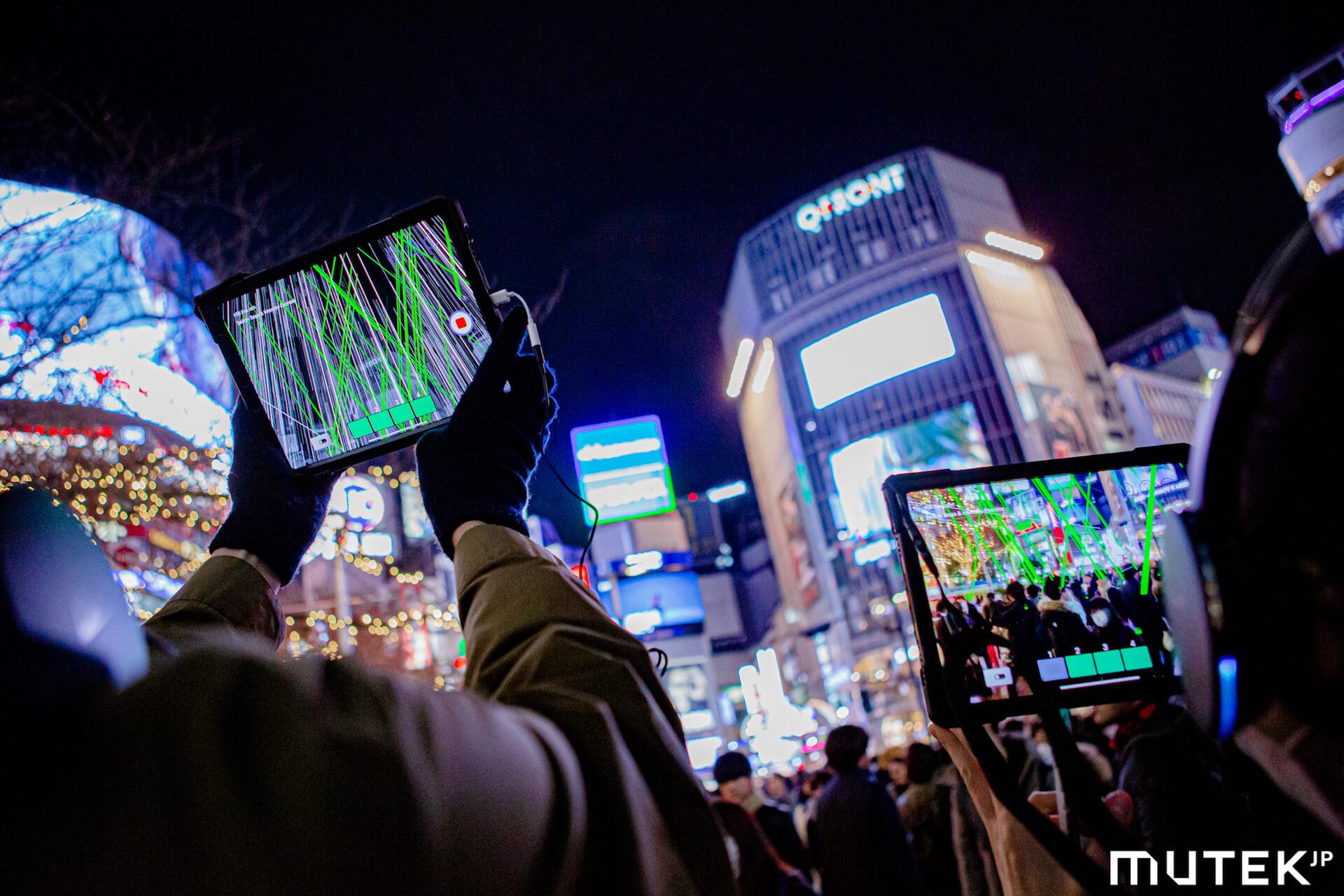 フォトレポート|Kode 9 & Koji Morimotoらが登場した電子音楽&デジタルアートの祭典「MUTEK.JP 2019」 music191219-mutek2019-00