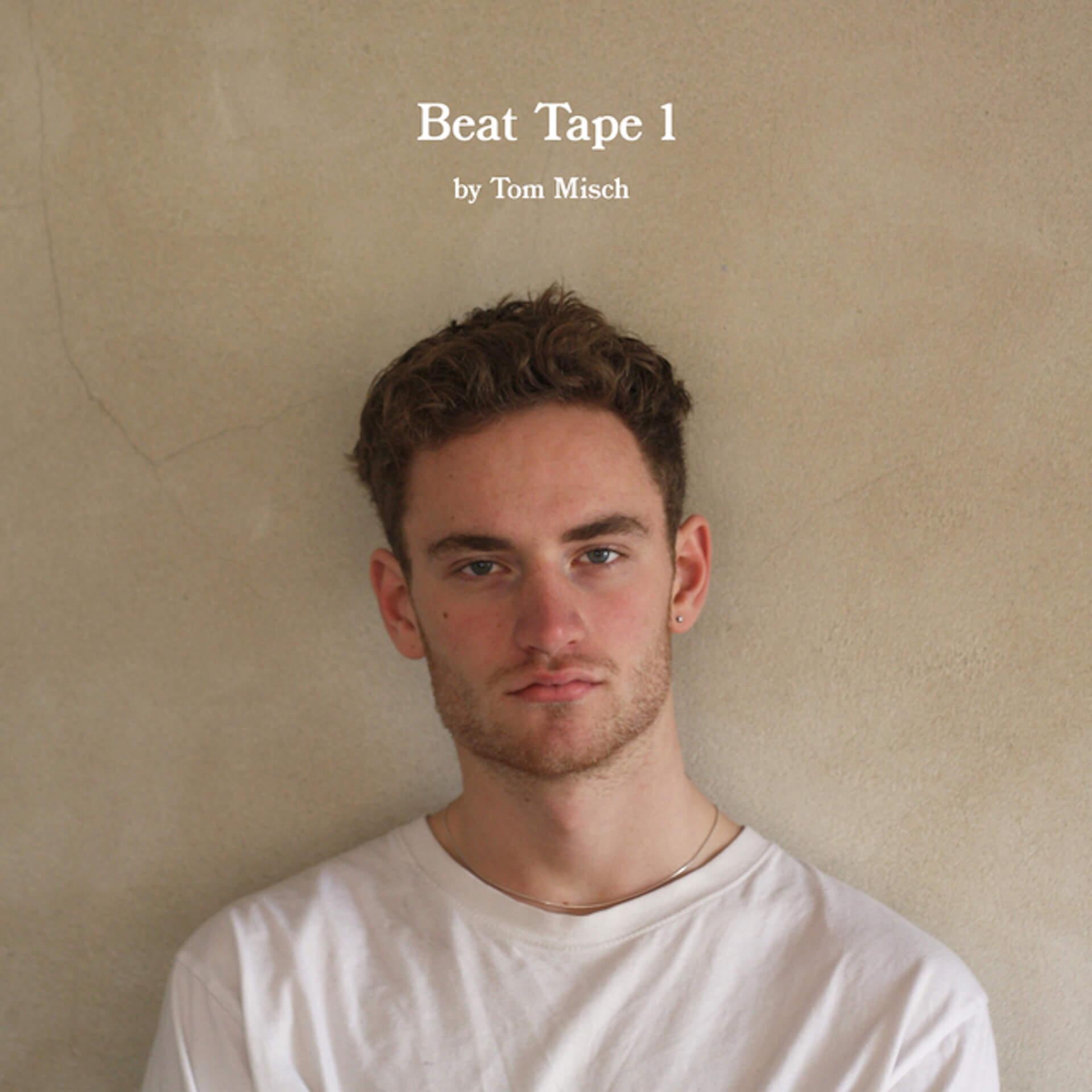 トム・ミッシュ、19歳当時の作品『BEAT TAPE 1』に未発表音源「Marrakech」を追加収録し、本日デジタルリリース music_191220_tommisch2