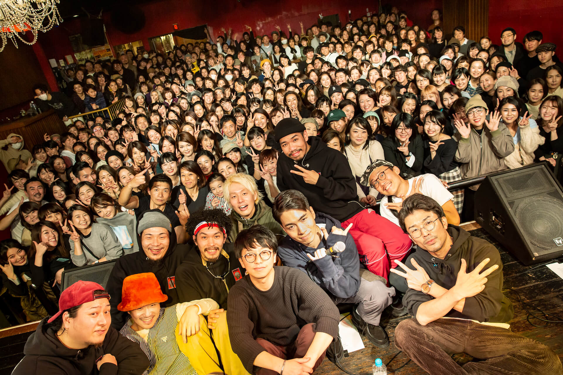 SIRUP擁する次世代アートコレクティブ・Soulflex、初のワンマンライブで地元大阪を魅了|ビルボードライブでのShin Sakiuraとのツーマンライブも発表 music_191220_soulflex11