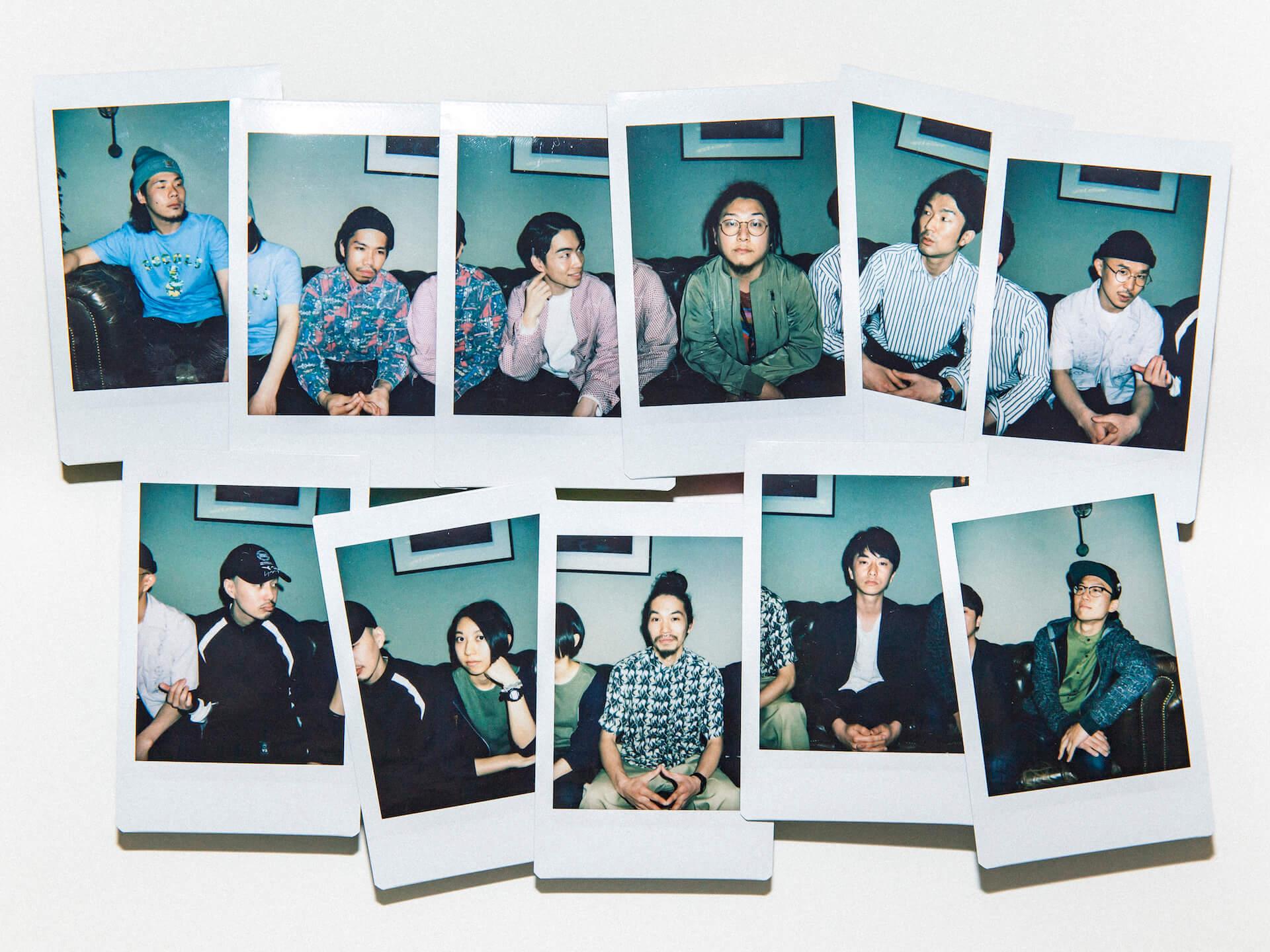 SIRUP擁する次世代アートコレクティブ・Soulflex、初のワンマンライブで地元大阪を魅了|ビルボードライブでのShin Sakiuraとのツーマンライブも発表 music_191220_soulflex15