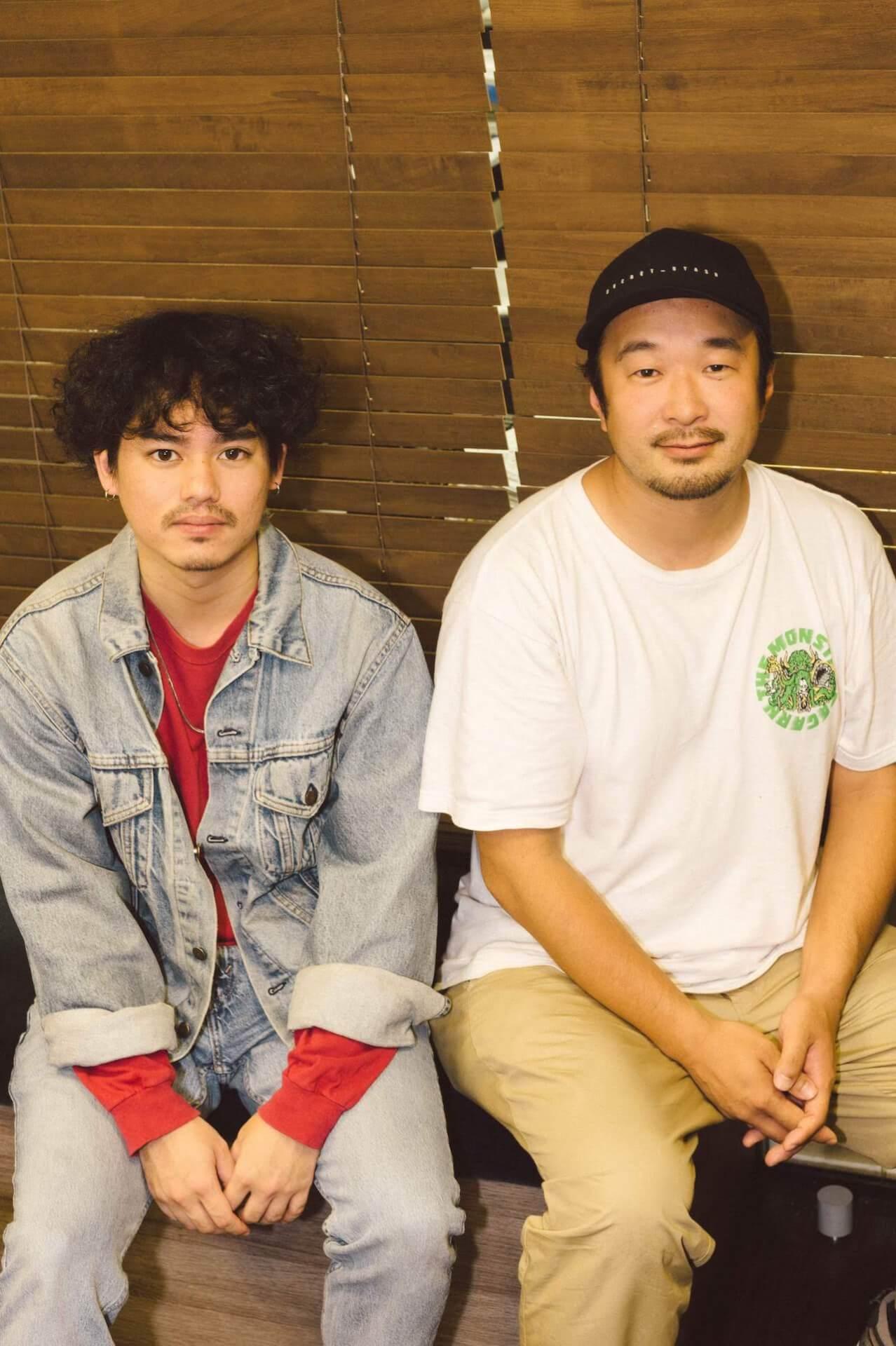 タイラダイスケ(FREE THROW)× Yuto Uchino(The fin.)対談|「FRIENDSHIP.」が目指す新しいアーティストサポートの形とは? interview1121_friendship-35