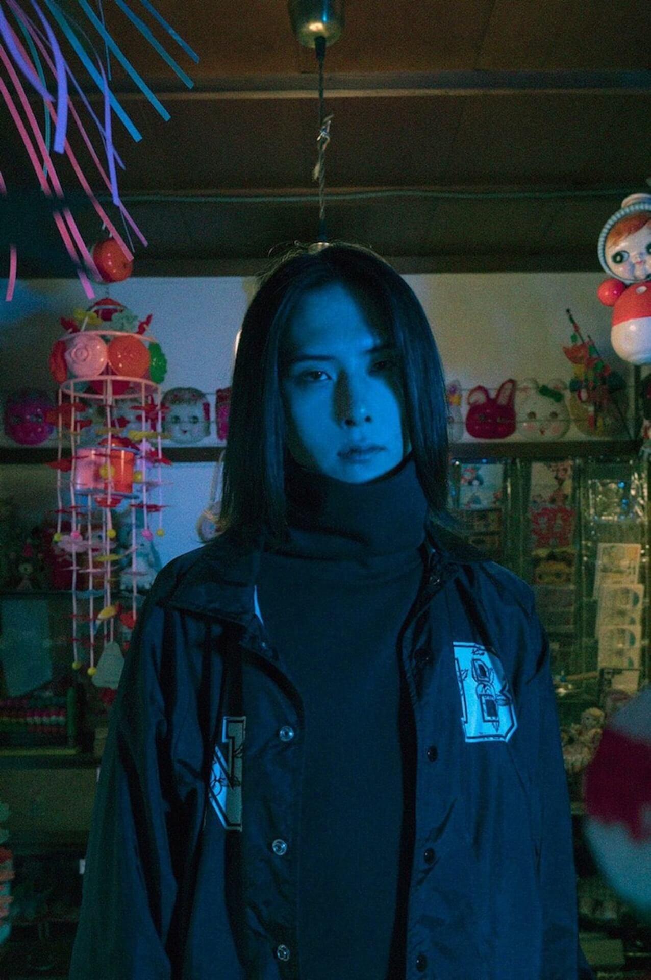 釈迦坊主、新EP『NAGOMI』リリースをついに発表 自主企画<TOKIO SHAMAN>詳細も解禁 music191223_shakabose_3
