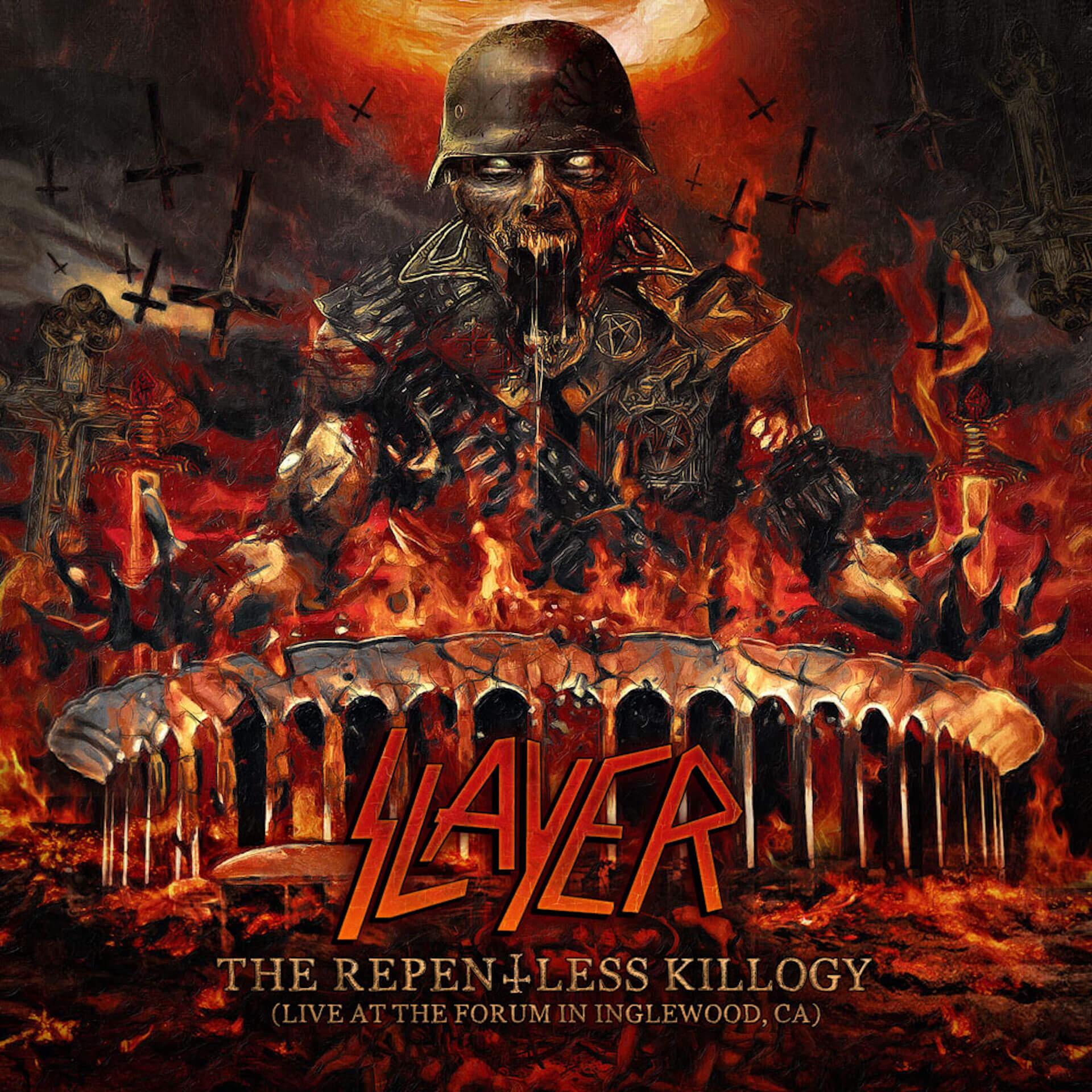 【チケプレ!】スレイヤーの轟音上映会でヘッドバンギング!ライブ・フィルム『SLAYER:THE REPENTLESS KILLOGY』のZepp上映会に計10組20名様をご招待! film191225_slayer_film_8