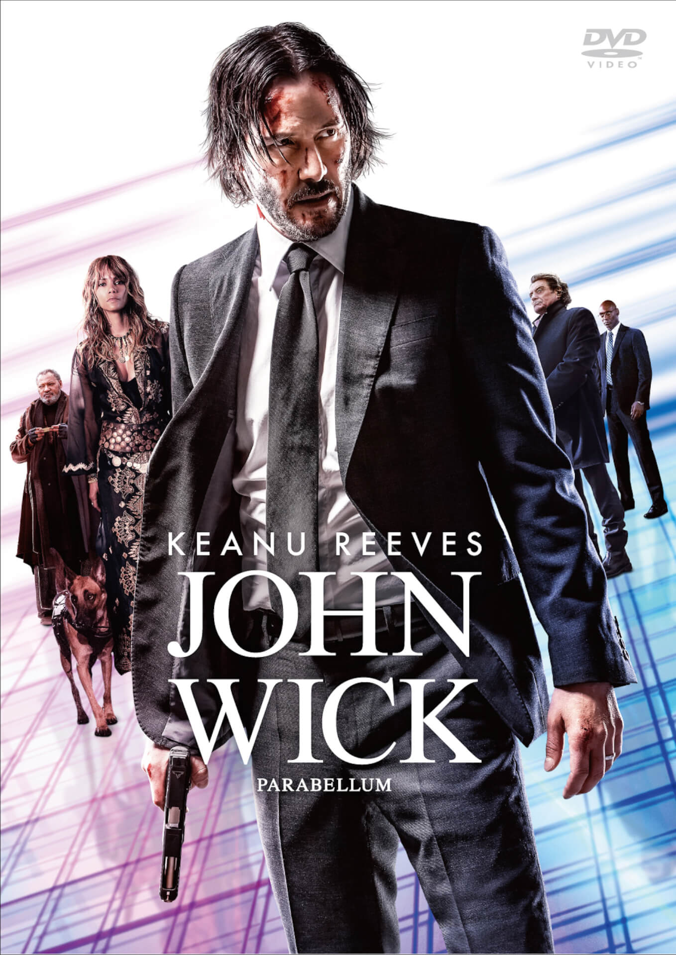 キアヌ・リーブスがあなたの家でガン・フーを披露!『ジョン・ウィック:パラベラム』Blu-ray&DVD、デジタル配信決定 video191225_johnwick_2