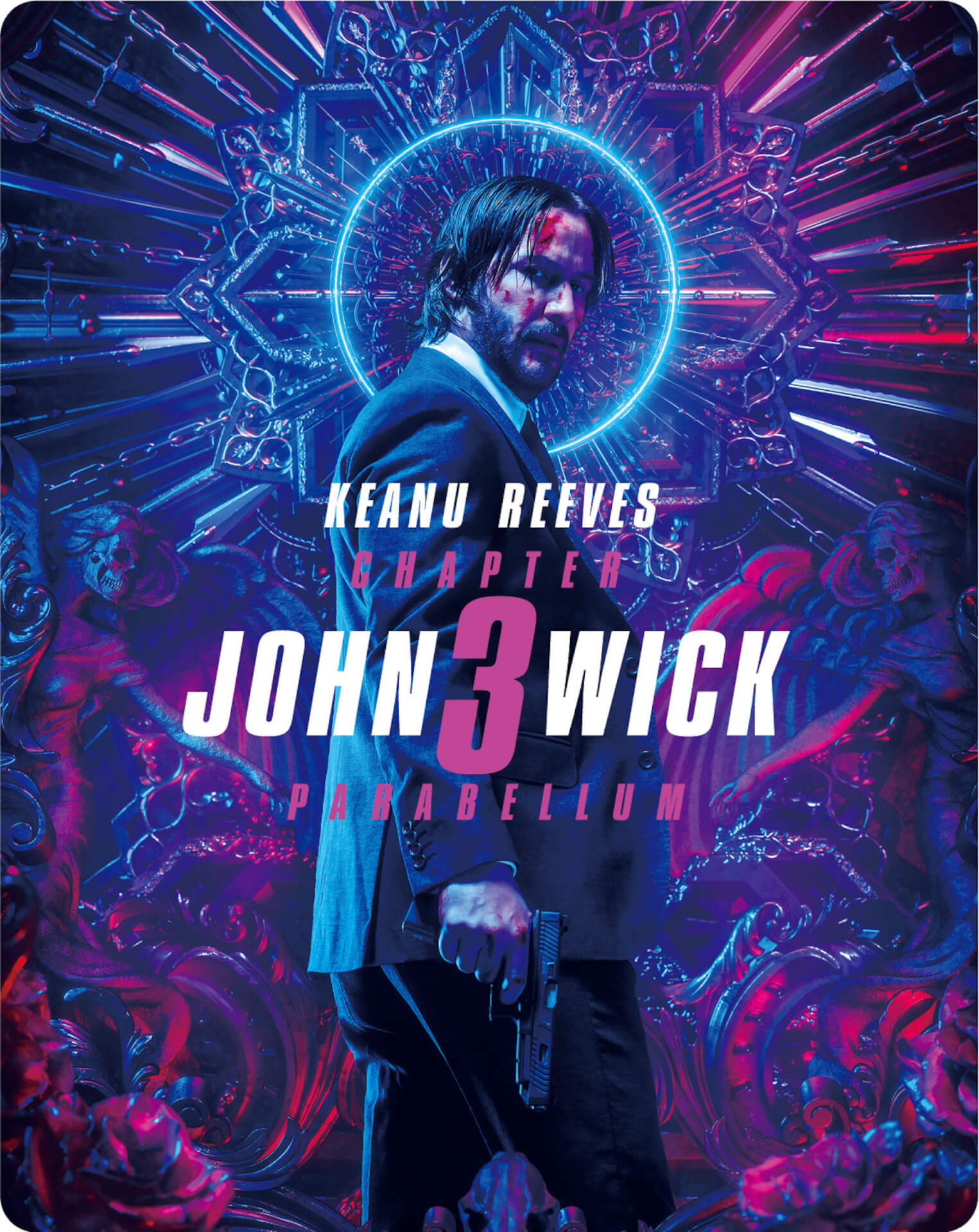 キアヌ・リーブスがあなたの家でガン・フーを披露!『ジョン・ウィック:パラベラム』Blu-ray&DVD、デジタル配信決定 video191225_johnwick_5