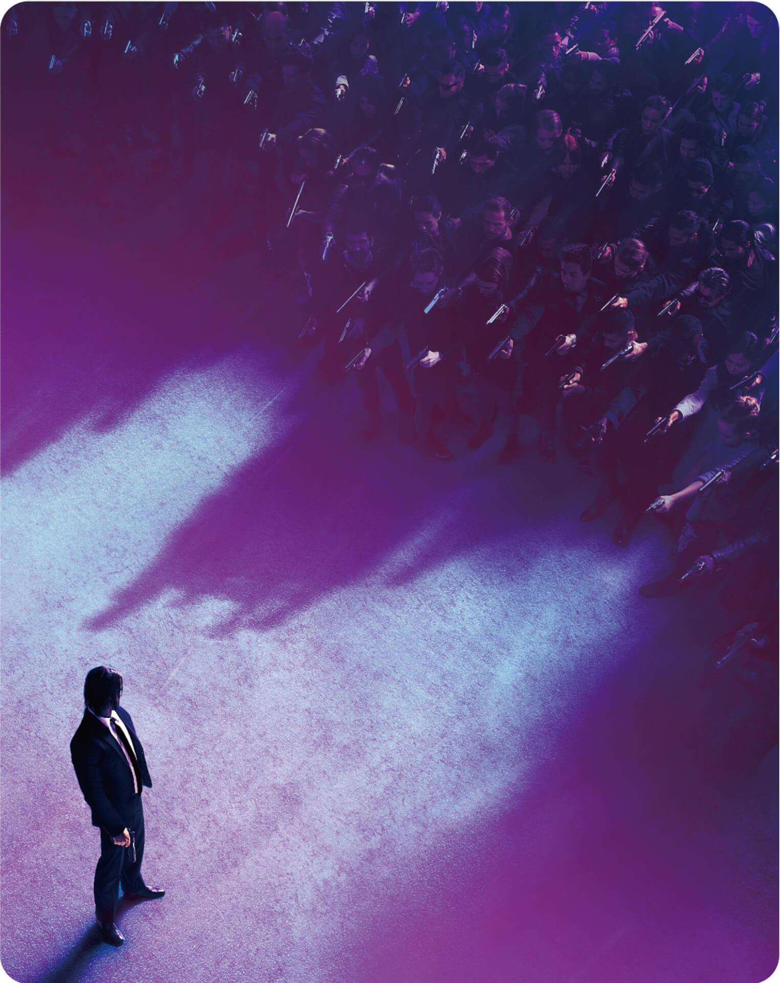 キアヌ・リーブスがあなたの家でガン・フーを披露!『ジョン・ウィック:パラベラム』Blu-ray&DVD、デジタル配信決定 video191225_johnwick_6
