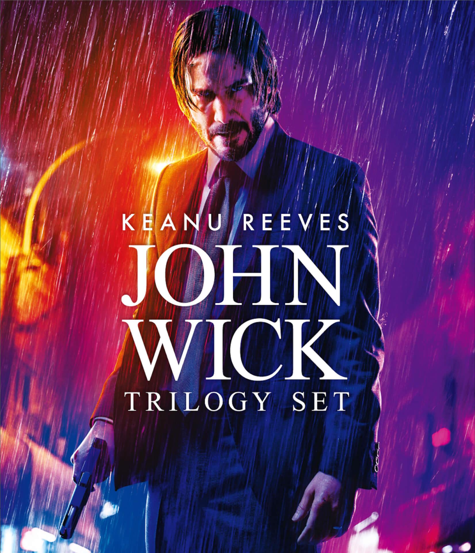 キアヌ・リーブスがあなたの家でガン・フーを披露!『ジョン・ウィック:パラベラム』Blu-ray&DVD、デジタル配信決定 video191225_johnwick_8