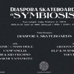 Diaspora skateboards