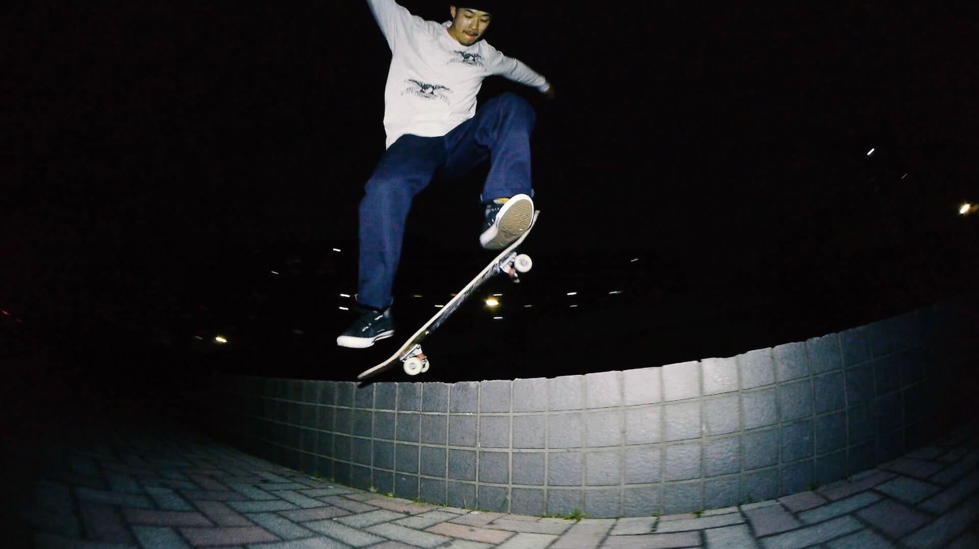 Diaspora skateboardsの新作ビデオ『SYMBIOSIS』の試写イベントにDaichi Yamamoto、tofubeatsが追加出演決定|アフターパーティーにAru-2、Kazuhiko Fujitaも music191226_diasporaskateboards_5