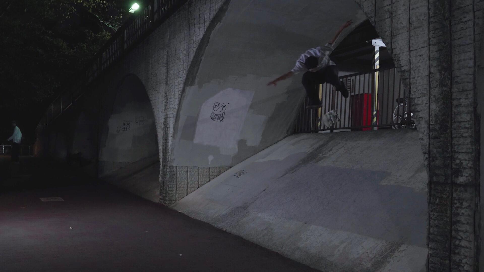 Diaspora skateboardsの新作ビデオ『SYMBIOSIS』の試写イベントにDaichi Yamamoto、tofubeatsが追加出演決定|アフターパーティーにAru-2、Kazuhiko Fujitaも music191226_diasporaskateboards_4