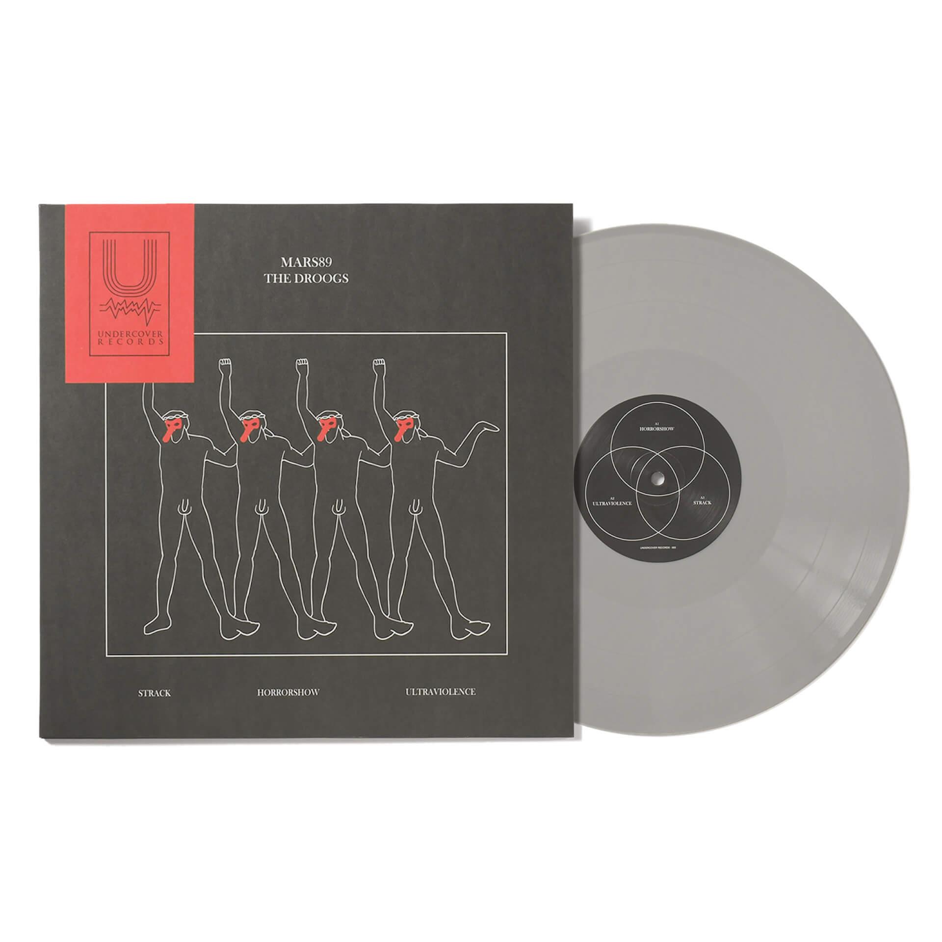 UNDERCOVERのレーベルからリリースのMars89のアルバム『THE DROOGS』リリース・パーティが WWWXで開催決定! music191227_mars89thedrooksparty_02