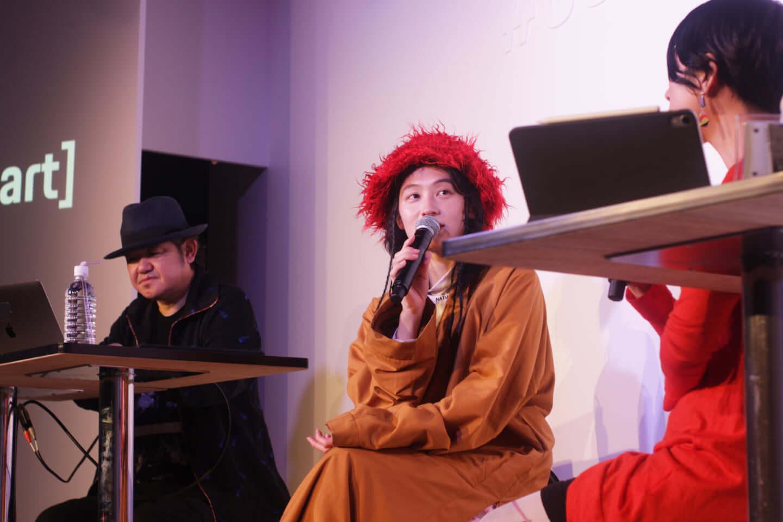 【2万7000字】SCOPES Tokyoトークセッション|宇川直宏、水カン・コムアイが語るパースペクティブの多様性 music-scopes-1128-6262_re-1440x960