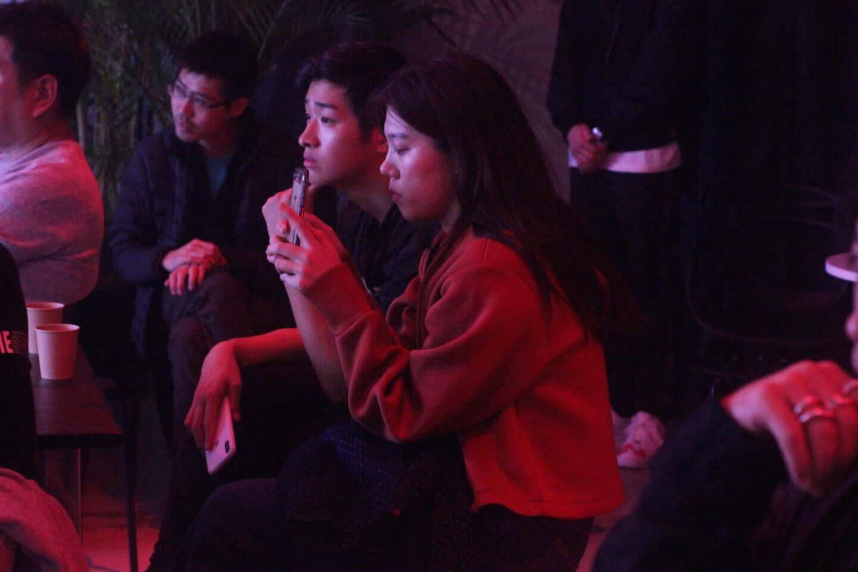 【2万7000字】SCOPES Tokyoトークセッション|宇川直宏、水カン・コムアイが語るパースペクティブの多様性 music-scopes-1128-6268_re-1440x960