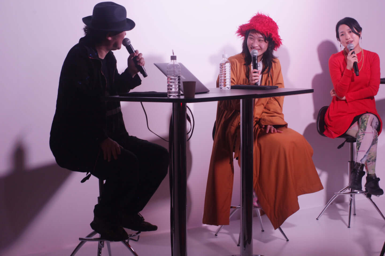 【2万7000字】SCOPES Tokyoトークセッション|宇川直宏、水カン・コムアイが語るパースペクティブの多様性 music-scopes-1128-6272_re-1440x960