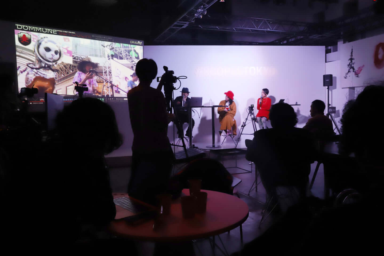 【2万7000字】SCOPES Tokyoトークセッション|宇川直宏、水カン・コムアイが語るパースペクティブの多様性 music-scopes-1128-8718_re-1440x960