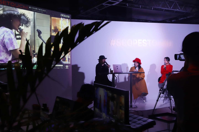 【2万7000字】SCOPES Tokyoトークセッション|宇川直宏、水カン・コムアイが語るパースペクティブの多様性 music-scopes-1128-8722_re-1440x960