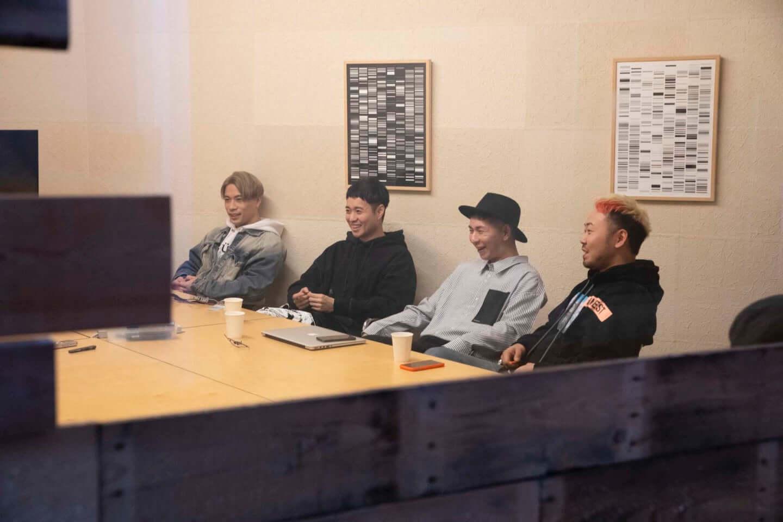 お互いの胸中がリンクした奇跡の一枚。NOISEMAKERとキム・ジョンギが『MAJOR-MINOR』のアートワークを語る interview-noisemaker-2112-1440x960