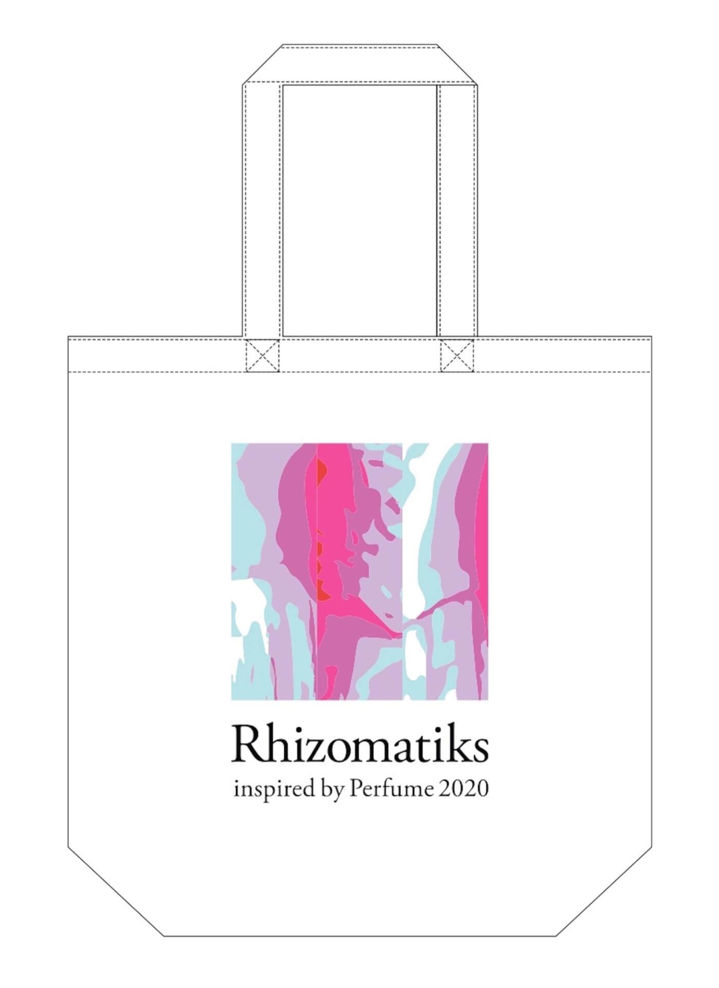 Perfume舞台演出の裏側を体験!<Rhizomatiks inspired by Perfume 2020>が渋谷PARCO MUSEUMで開催! ac200109_rhizomatiksparco_03