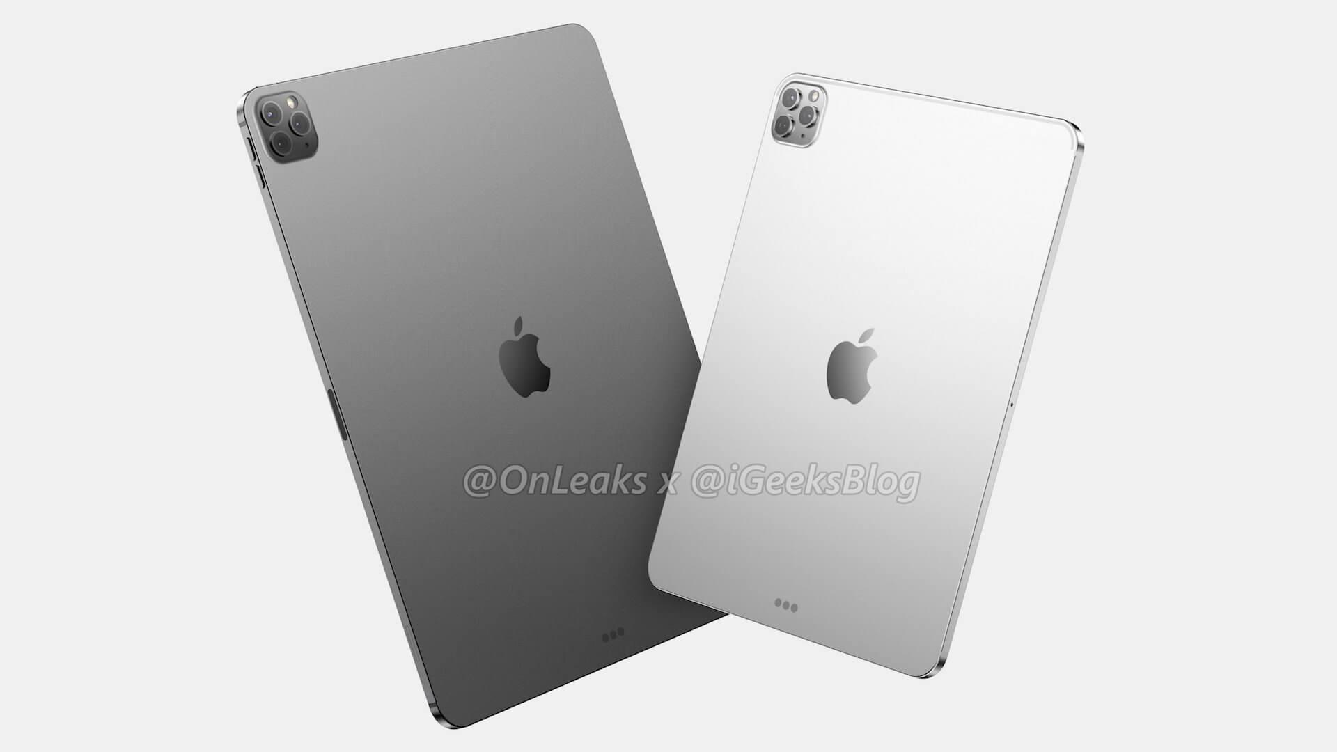 今年発表の新型iPad ProにはToFセンサー付きのトリプルカメラが搭載か? tech200114_ipadpro_1