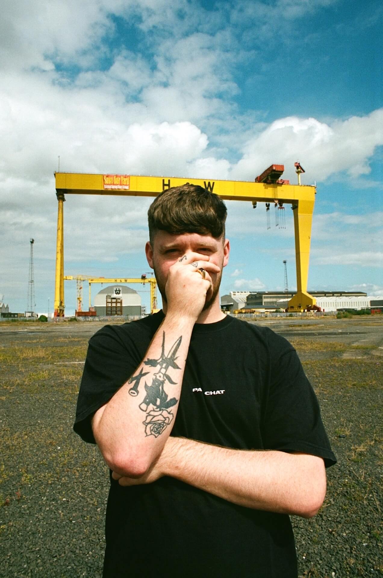 ヨーロッパのクラブシーンを賑わすアイルランドのDJ・KETTAMAが初来日!VISIONにて<OUTBREAKER feat. KETTAMA>が開催 music200114_kettamavision_02