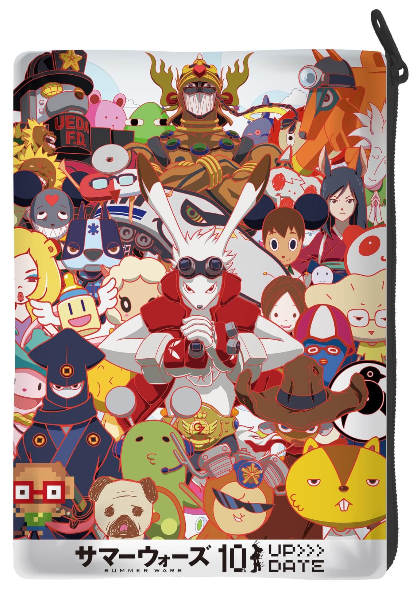10周年を迎える『サマーウォーズ』が渋谷パルコ「Tokyo Otaku Mode TOKYO」でポップアップストア開催!限定グッズやプレゼントも lf200114_summerwarsparco_14