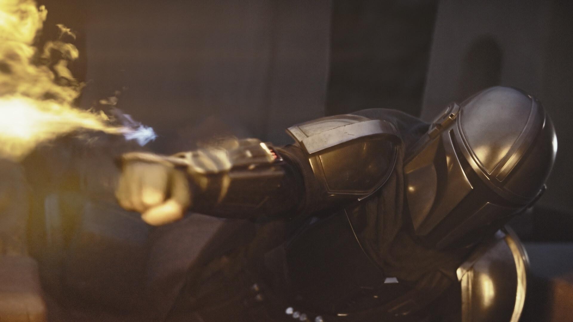ついに「スター・ウォーズ」史上最も人気のキャラクターが大活躍!?『マンダロリアン』がディズニーデラックスで配信中 art200116_mandalorian_6