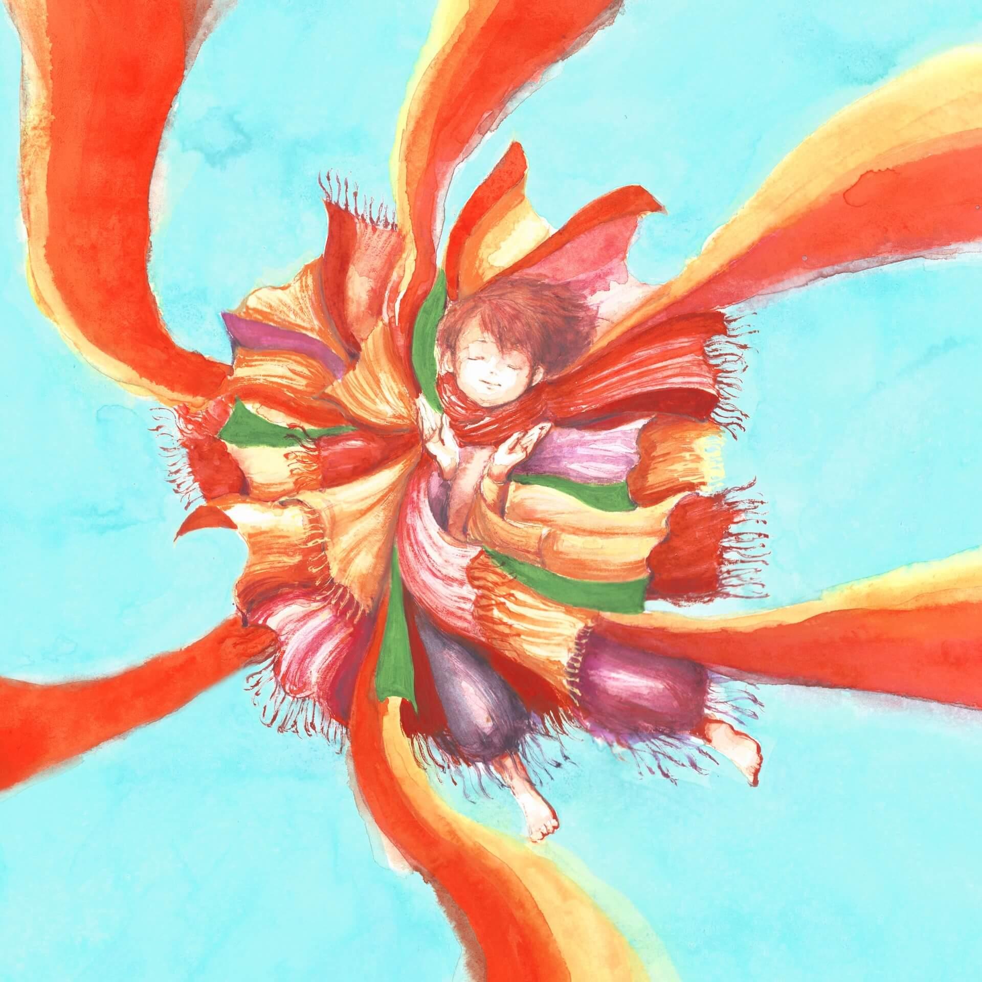Foorin team E『Paprika』のシングルパッケージが初公開!初回盤にはポスター型、英語の歌詞カード付き music200116_paprika_1