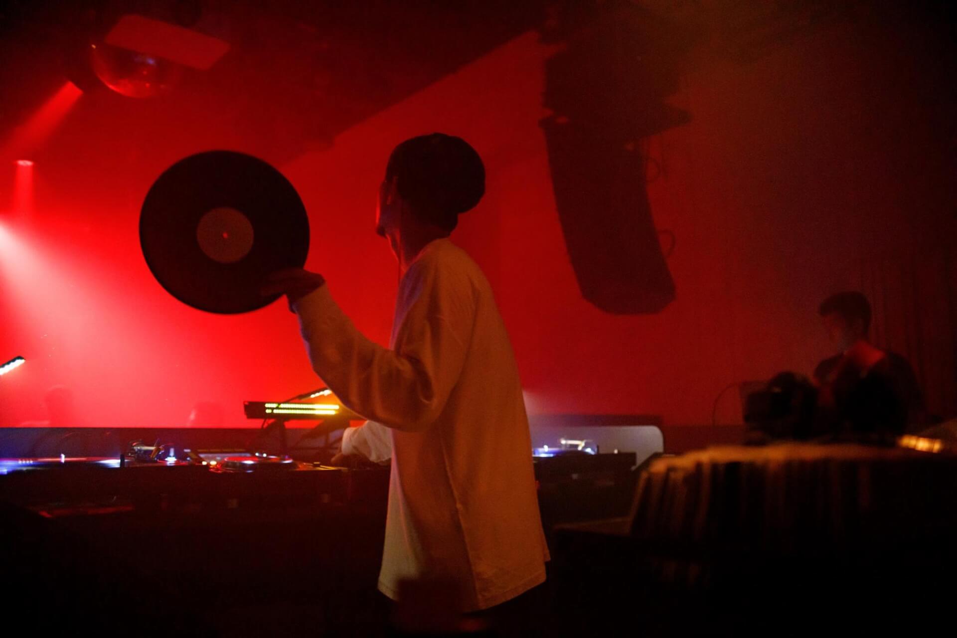 Floating Points at KEWL 2nd Anniversary Party。ダンスミュージックへの初期衝動を想い返した夜 music200116-kewl-floating-points-14