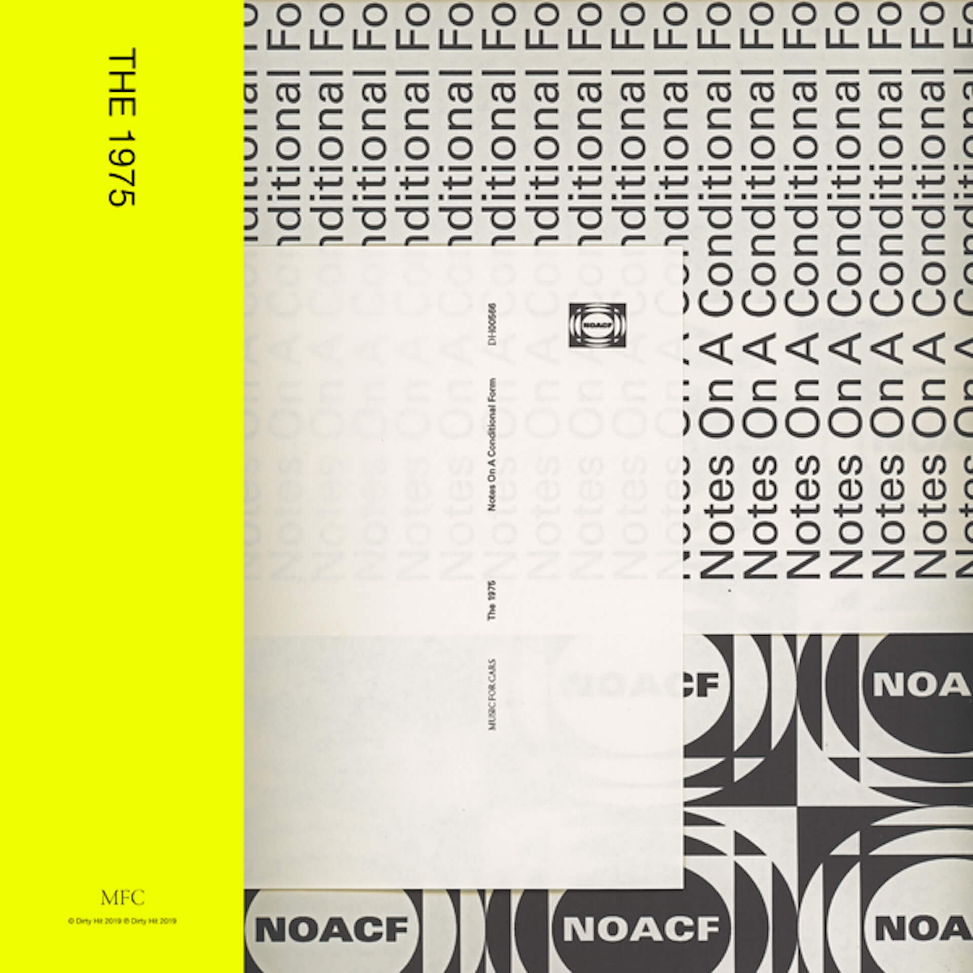 The 1975、ニューアルバム『Notes On A Conditional Form』から新曲「Me And You Together Song」をリリース music200117_the1975_3
