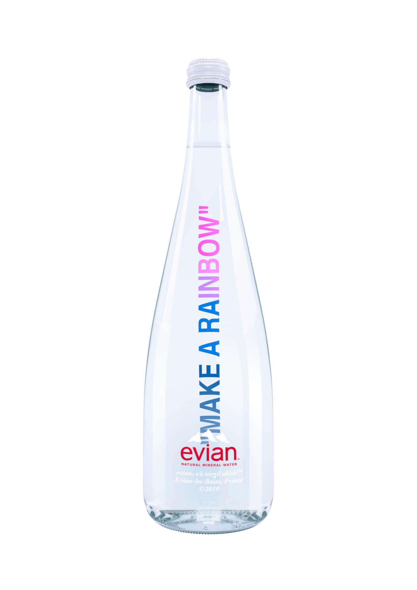 世界的ファッションデザイナー、ヴァージル・アブローが手がけたエビアン®の限定スペシャルボックスが明日発売 gourmet200117_evian_virgil_7