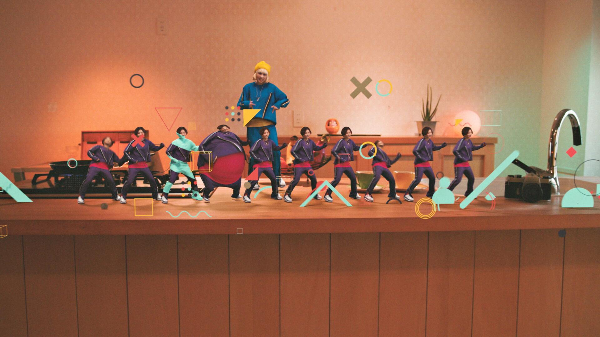 chelmico、アニメ『映像研には手を出すな!』主題歌「Easy Breezy」のMVを公開 music200119_chelmico_2