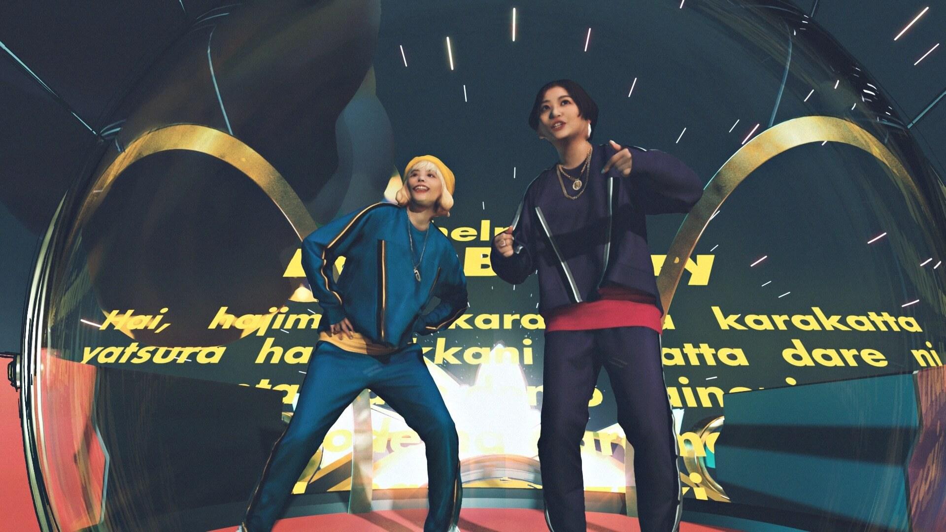 chelmico、アニメ『映像研には手を出すな!』主題歌「Easy Breezy」のMVを公開 music200119_chelmico_4