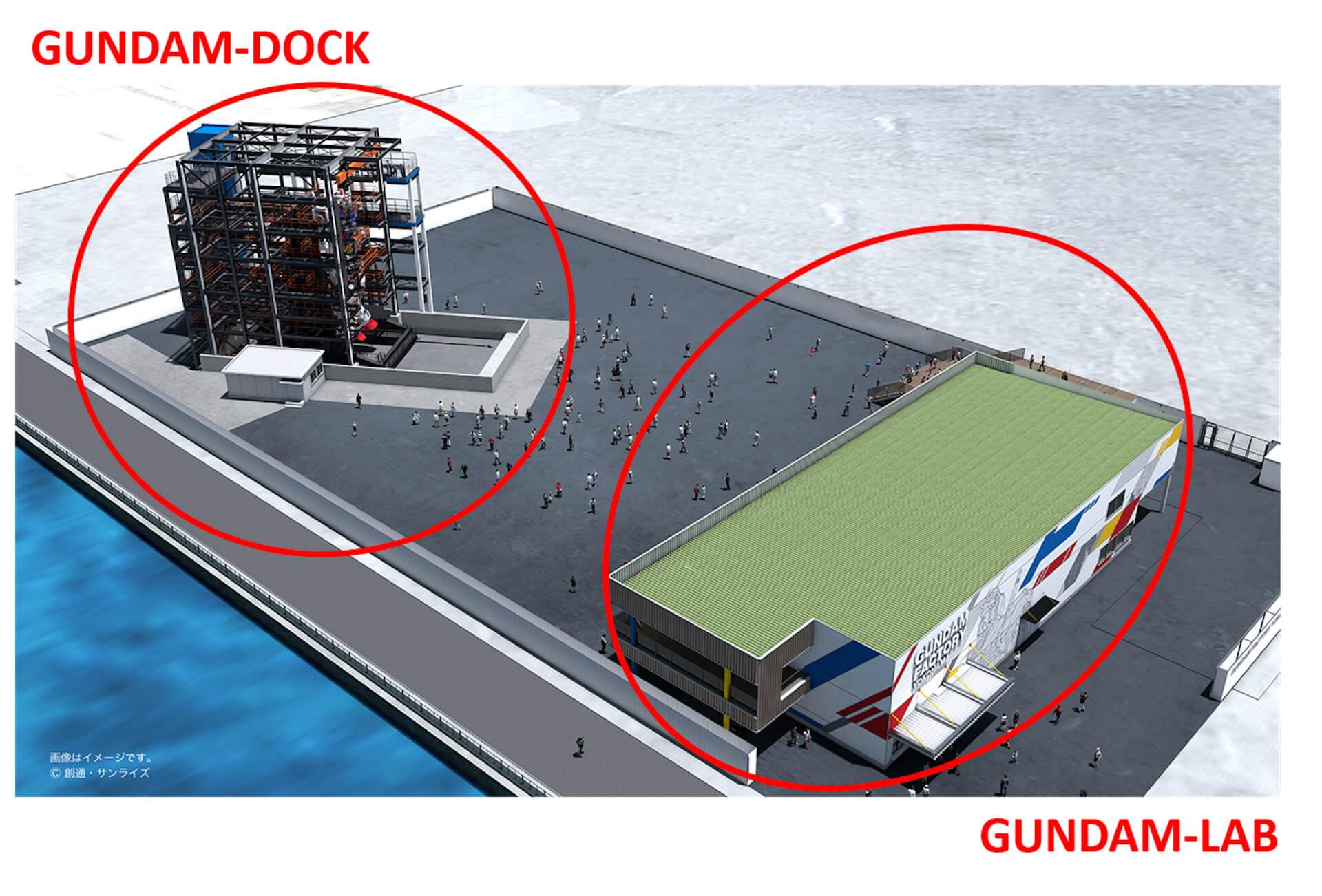 18mの動く実物大ガンダムが横浜に!「GUNDAM FACTORY YOKOHAMA」10月オープン art200120_gundam_2