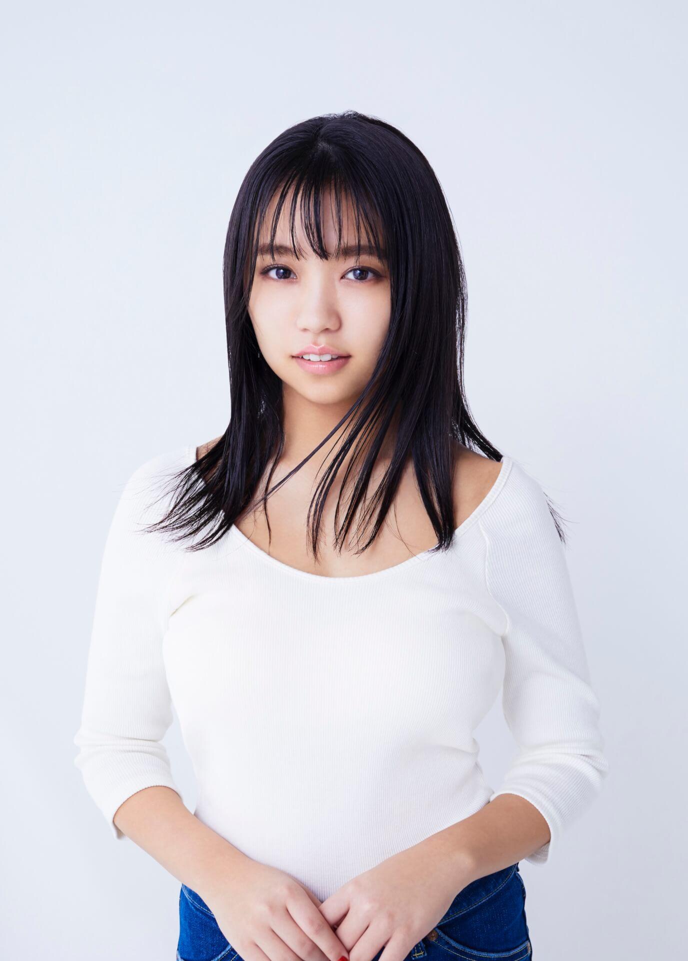 大原優乃、ドラマ『ゆるキャン△』出演で再現度MAXの演技を披露! art200120_oharayuno_2