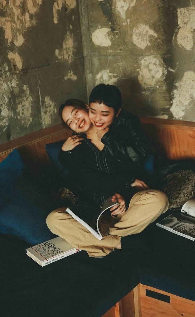 コウキシン女子の初体験vol.12サエコ / 夏:BOOK AND BED TOKYO feature190121_koukishinjyoshi_21