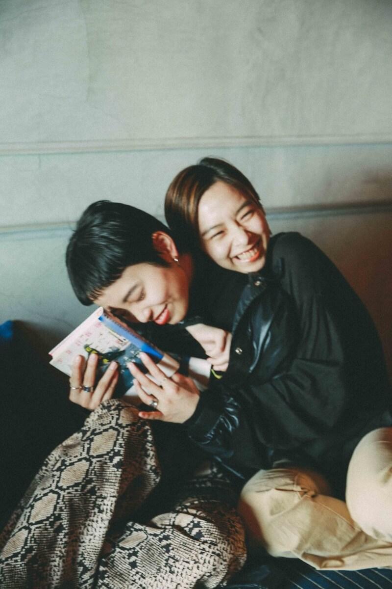 コウキシン女子の初体験vol.12サエコ / 夏:BOOK AND BED TOKYO feature190121_koukishinjyoshi_31