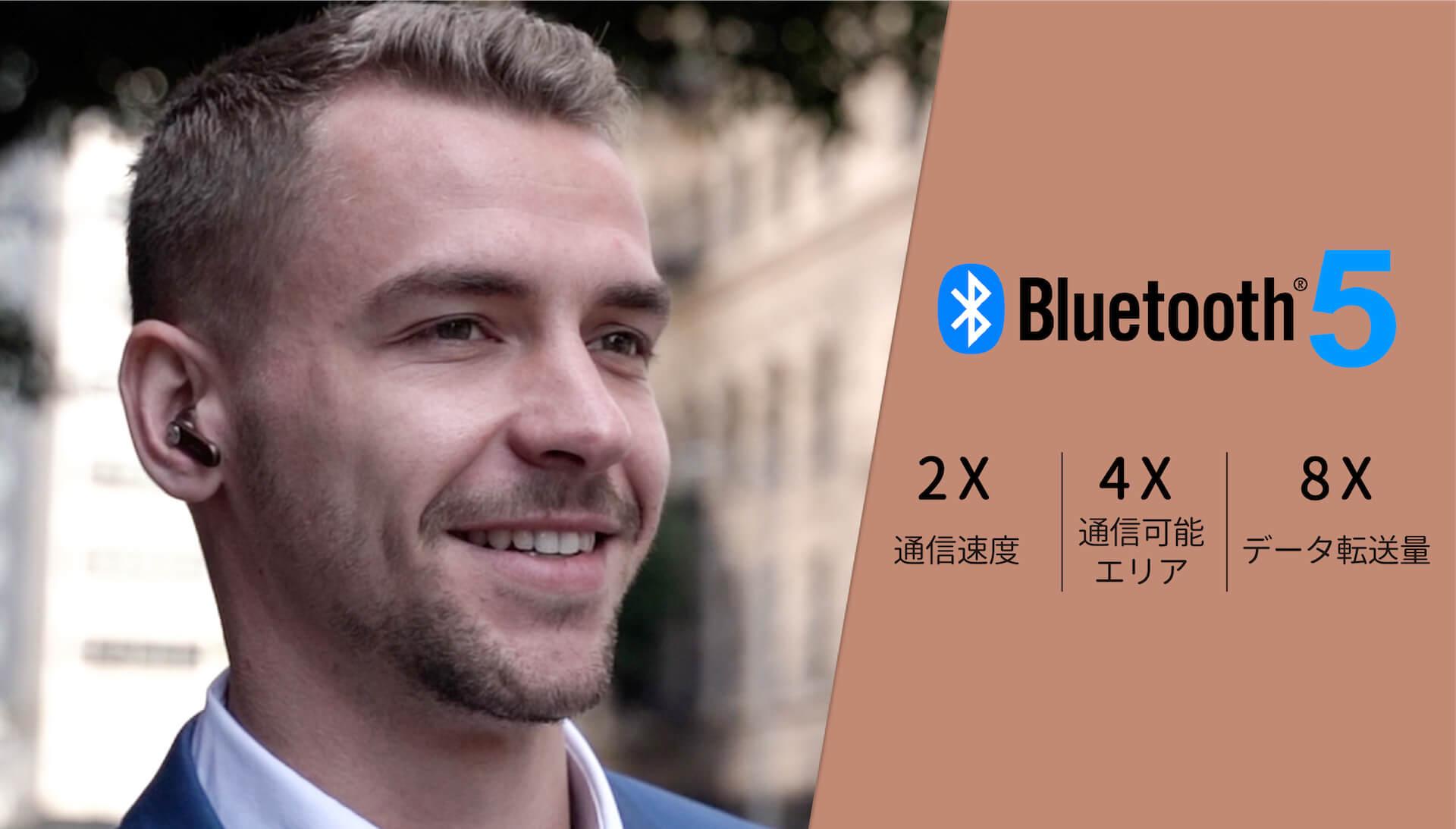 クラウドファンディング開始から5日で650万円達成!世界最薄クラスのワイヤレスイヤホン「CARD20」がMakuakeに登場 tech200121_card20_5