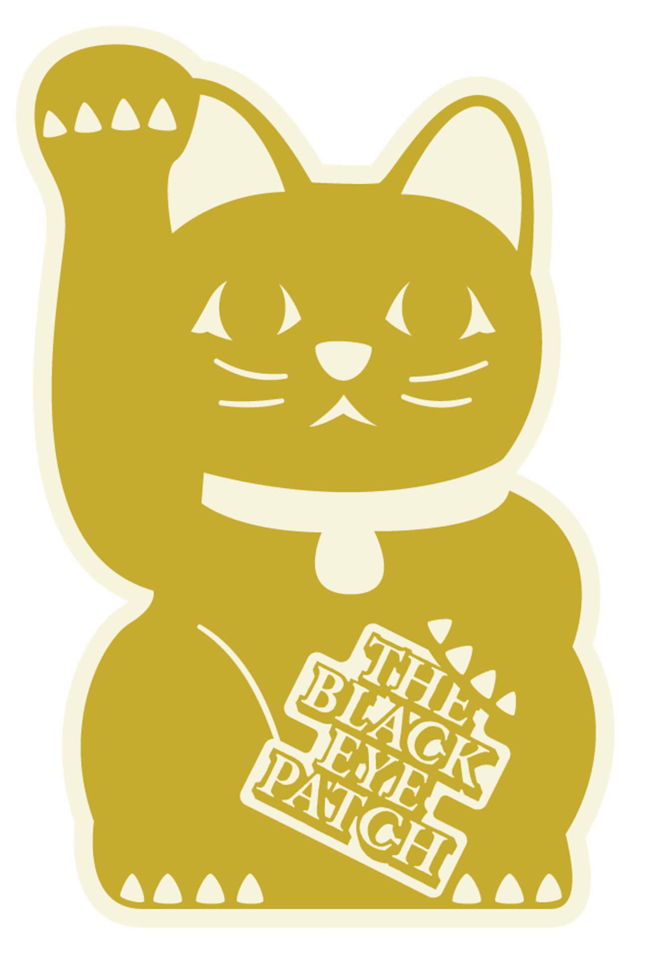 幸福を呼ぶG-SHOCK「MANEKINEKO」が誕生|BlackEyePatchデザインによる招き猫のイラストも life200122_gshock_bep_13