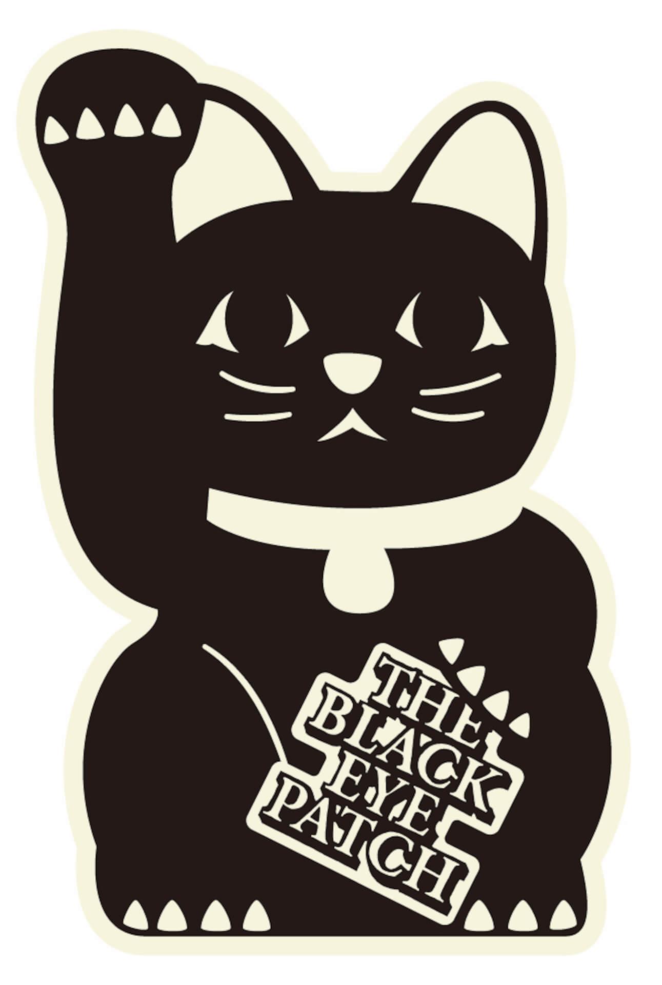 幸福を呼ぶG-SHOCK「MANEKINEKO」が誕生|BlackEyePatchデザインによる招き猫のイラストも life200122_gshock_bep_12