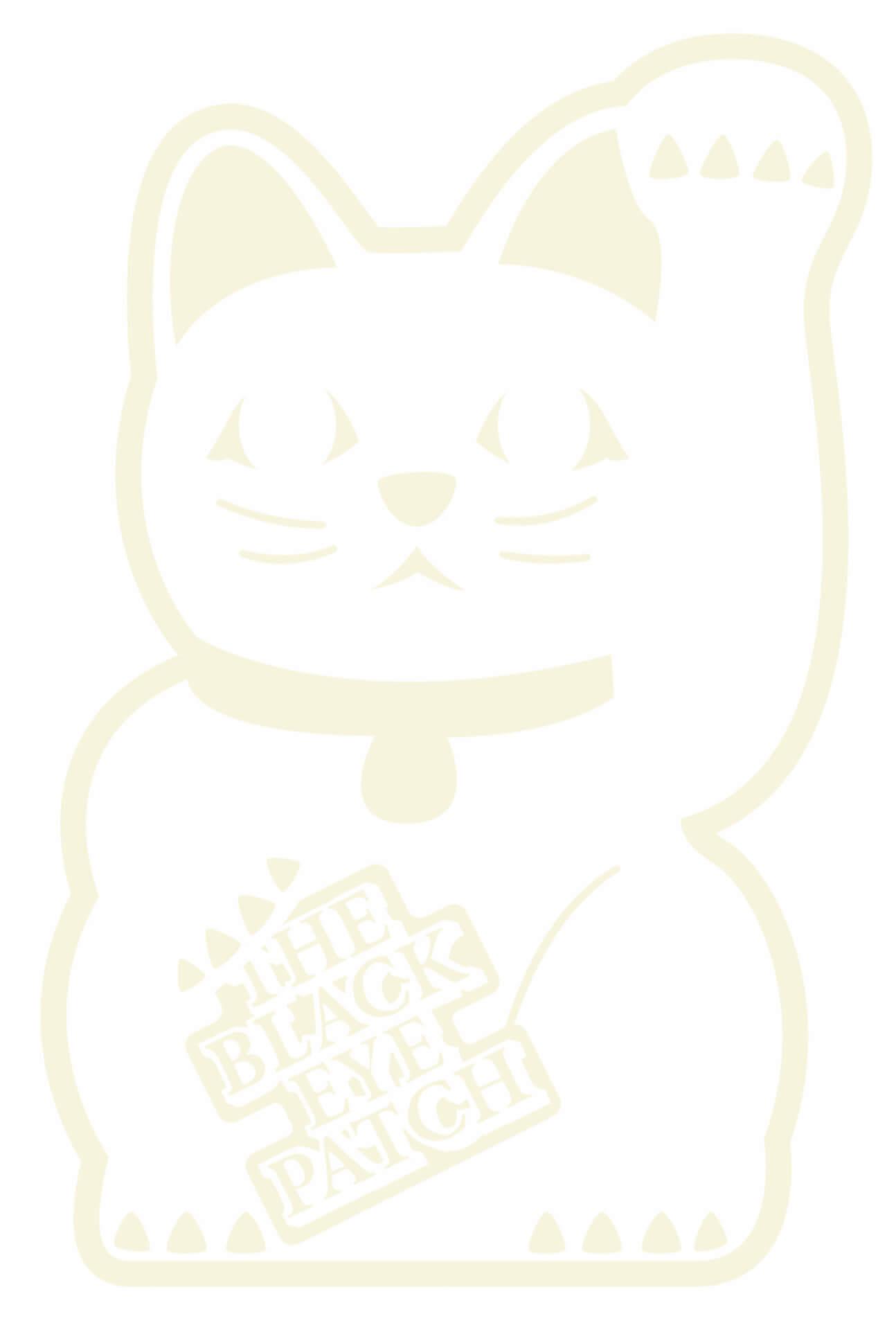 幸福を呼ぶG-SHOCK「MANEKINEKO」が誕生|BlackEyePatchデザインによる招き猫のイラストも life200122_gshock_bep_11