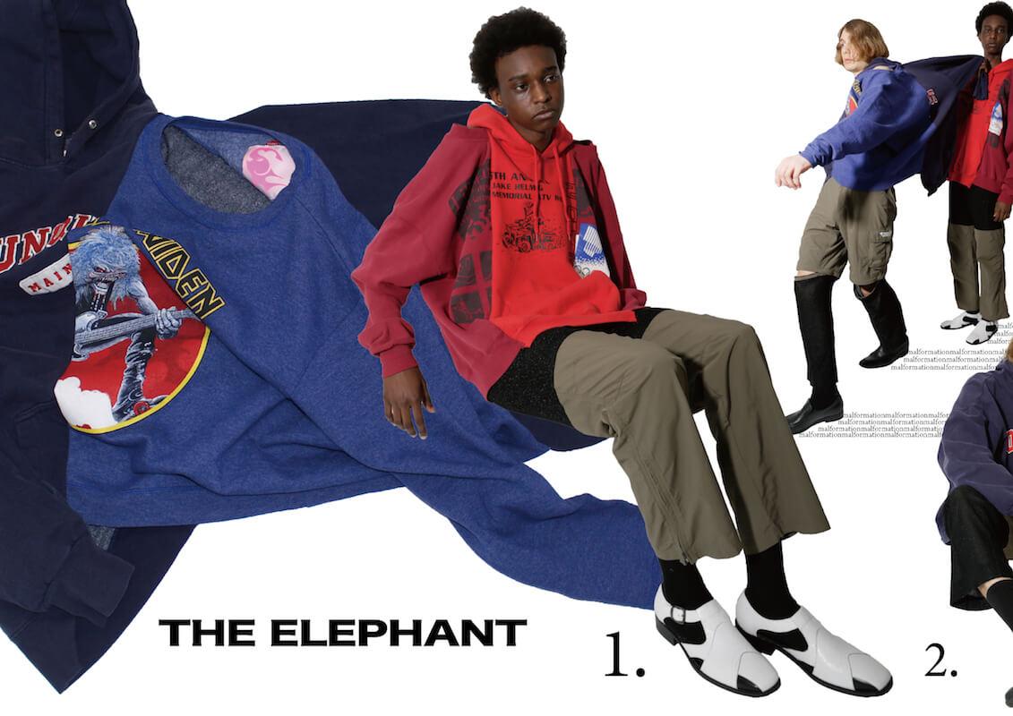 新進気鋭のセレクトショップ「THE ELEPHANT」初のリミテッドストアを開催 fashion190124_theelephant_main