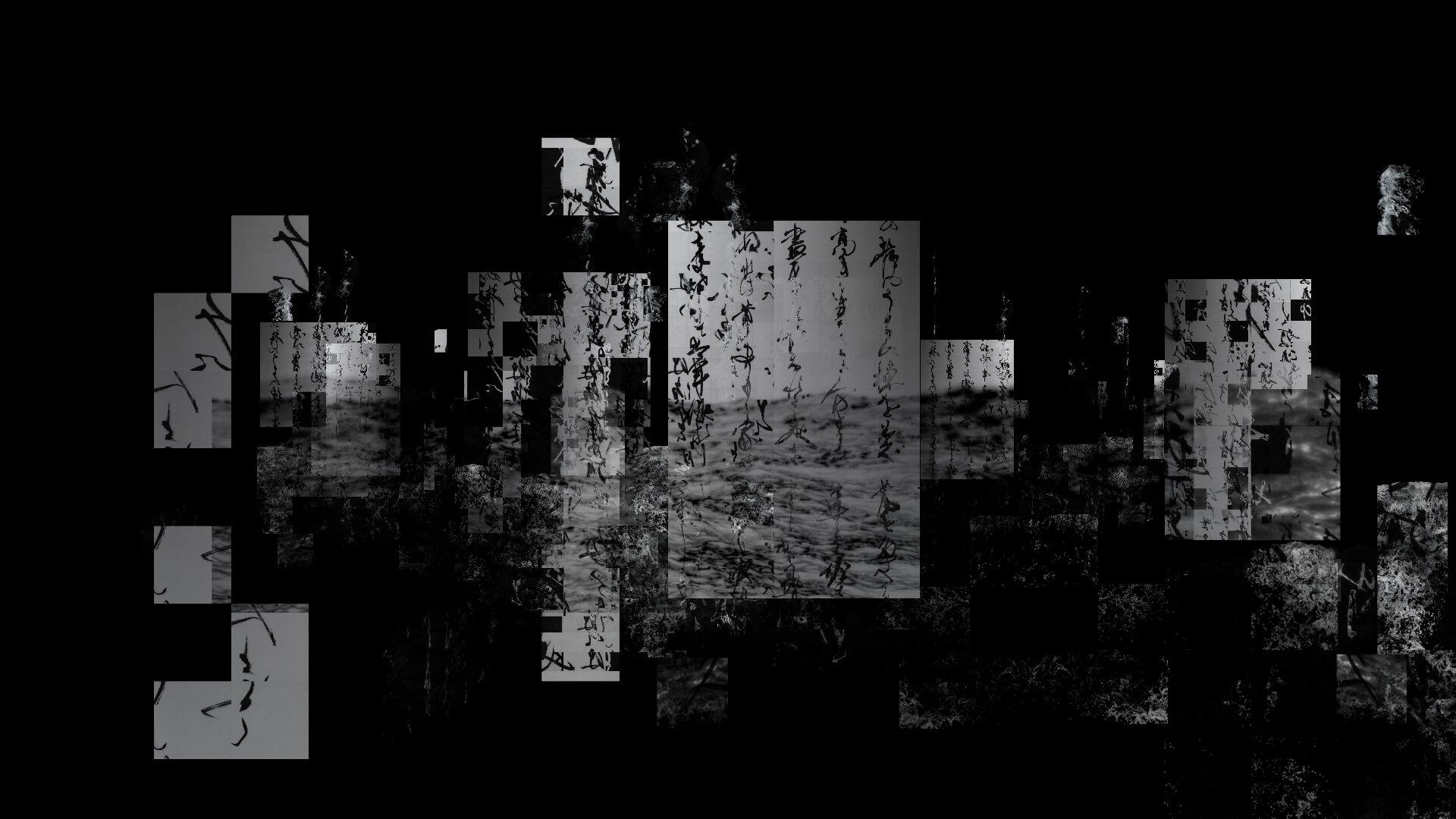 <Japan Media Arts Distributed Museum ETERNAL ~千秒の清寂>が羽田空港国際線ターミナルで開催!KyokaやTETSUJI OHNOらも作品に参加 ac200127_eternal_07