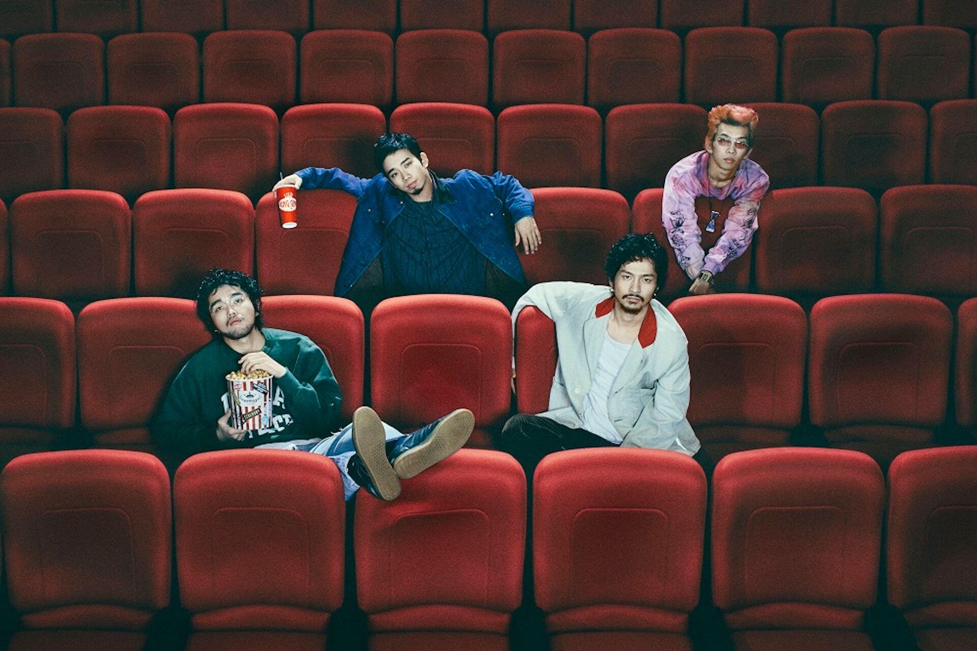 King Gnu、前人未到の快挙!Apple Musicにてアルバム発売初週の日本人アーティスト史上最高記録を達成 music200127_kinggnu_2